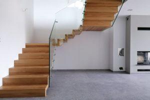 Charakterystyka schodów dywanowych